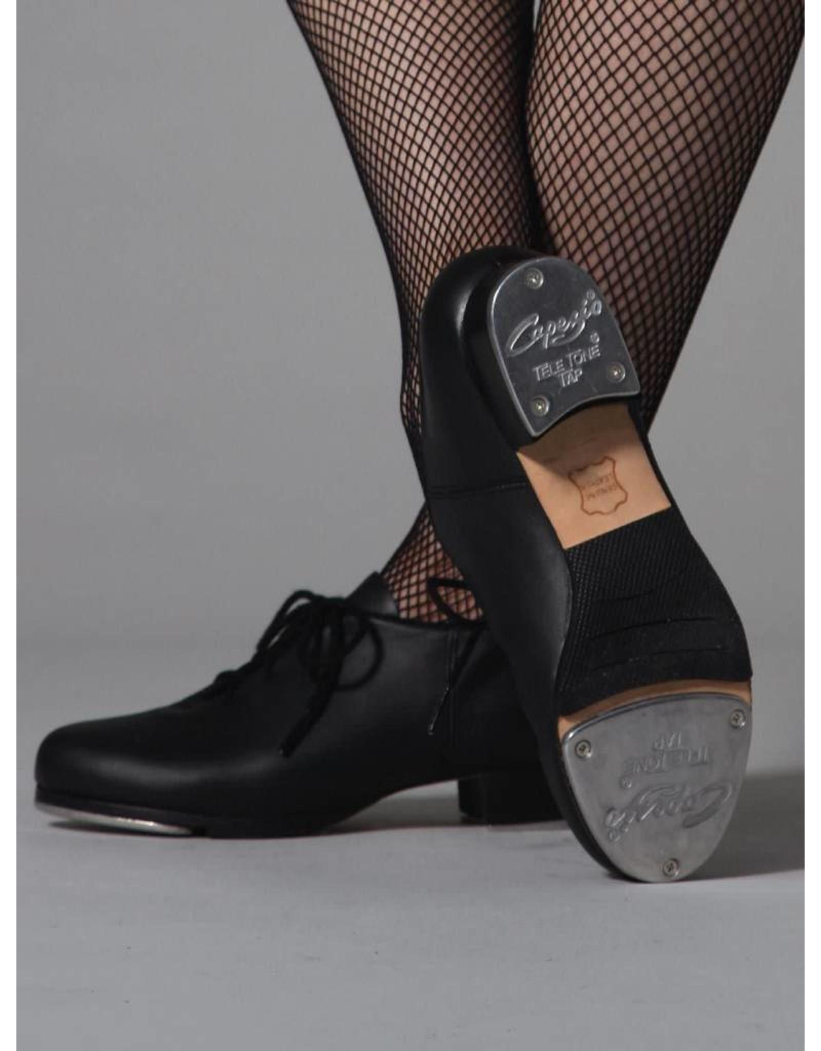Capezio CG19 Cadence Tap Shoe  BLACK