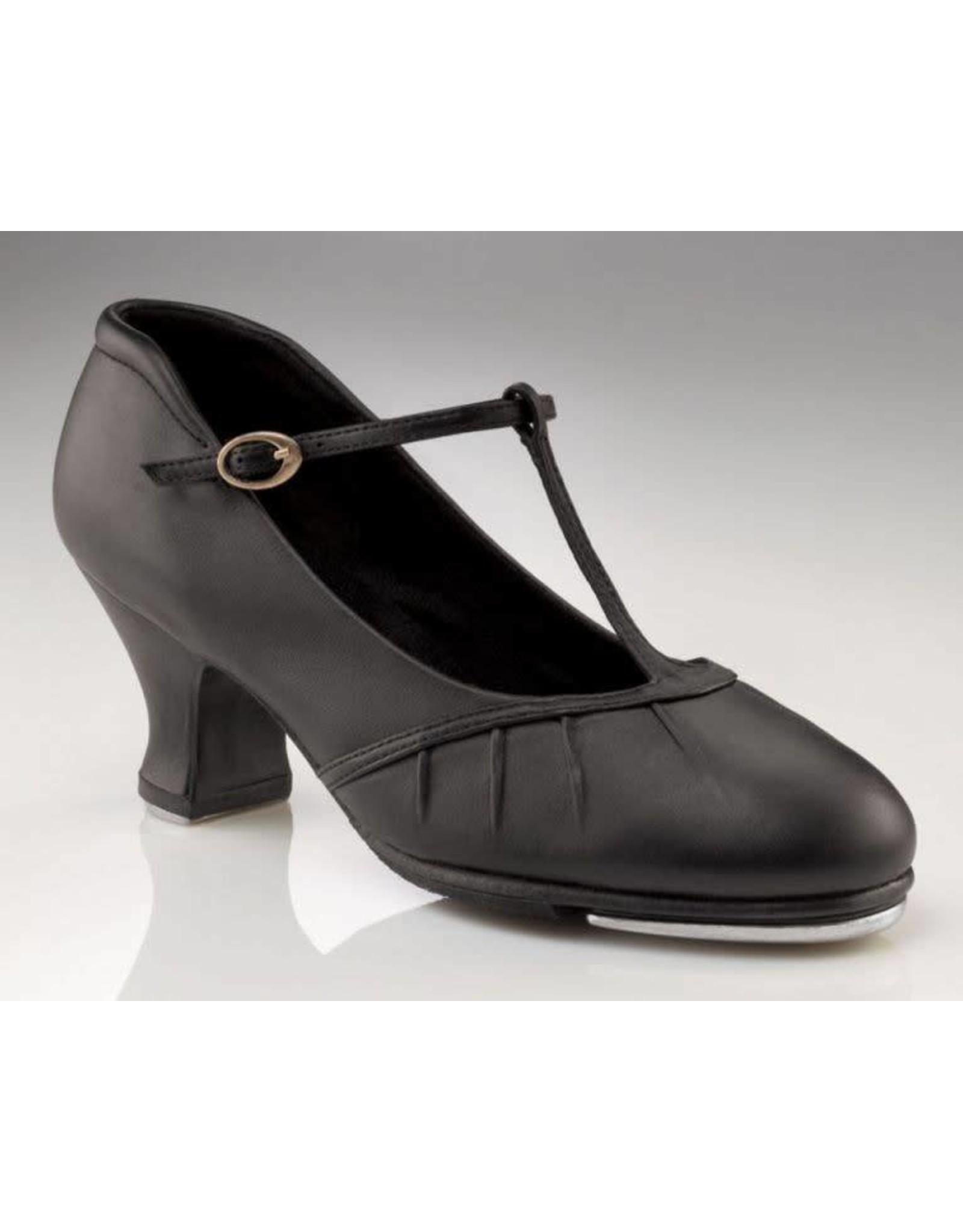 Capezio CG094 Radiance Tap Shoe  BLACK
