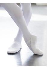 Capezio 2027 Juliette II Ballet Slipper  WHITE