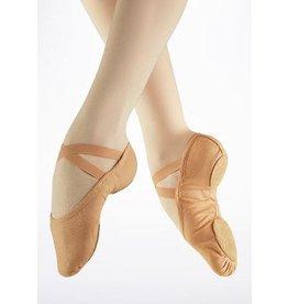 Capezio 2032 Sculpture Split sole  Ballet Shoe  NUDE