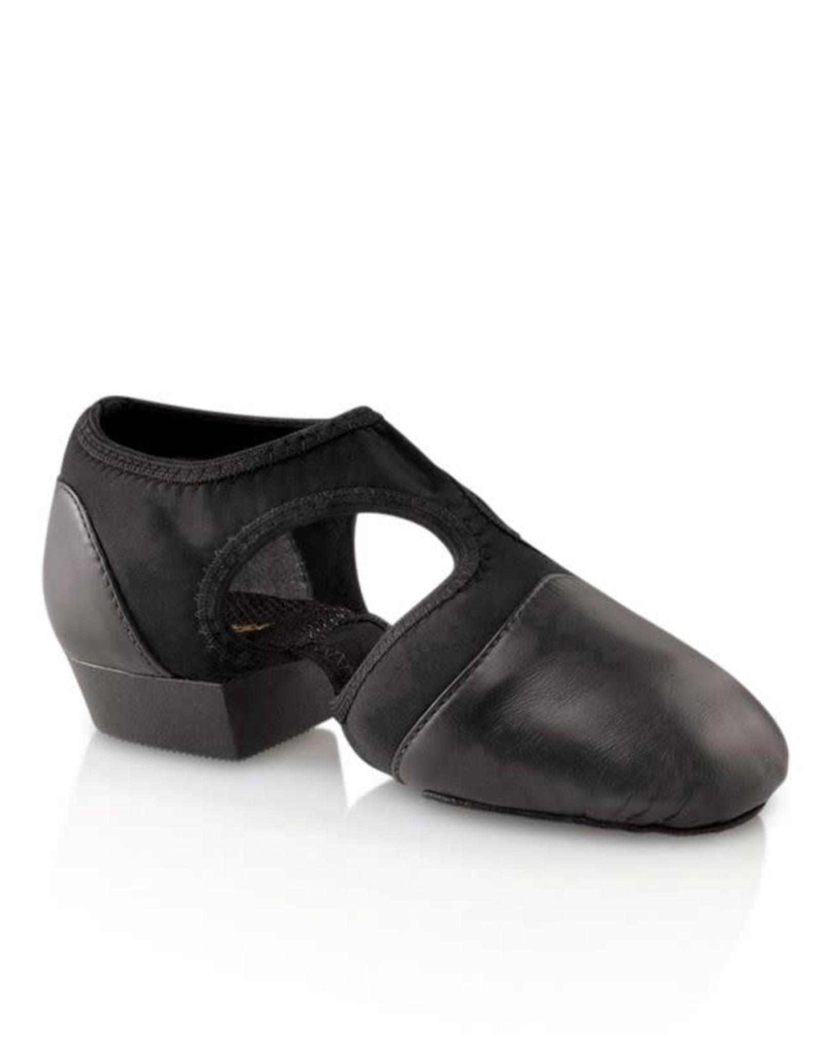 Capezio PP323 Pedini Jazz Shoe BLACK