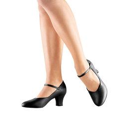 "SoDanća CH52 Character Shoes  BLACK 2"""