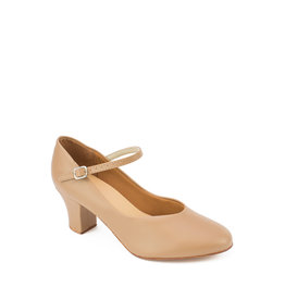 "SoDanća CH52 Character Shoes  CARAMEL 2"""