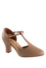 SoDanća CH56 Character Shoe  TAUPE