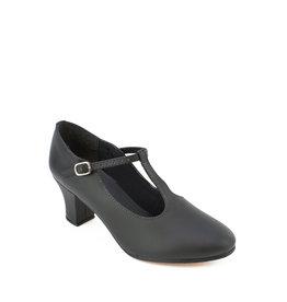 SoDanća CH54 Character Shoe  BLACK