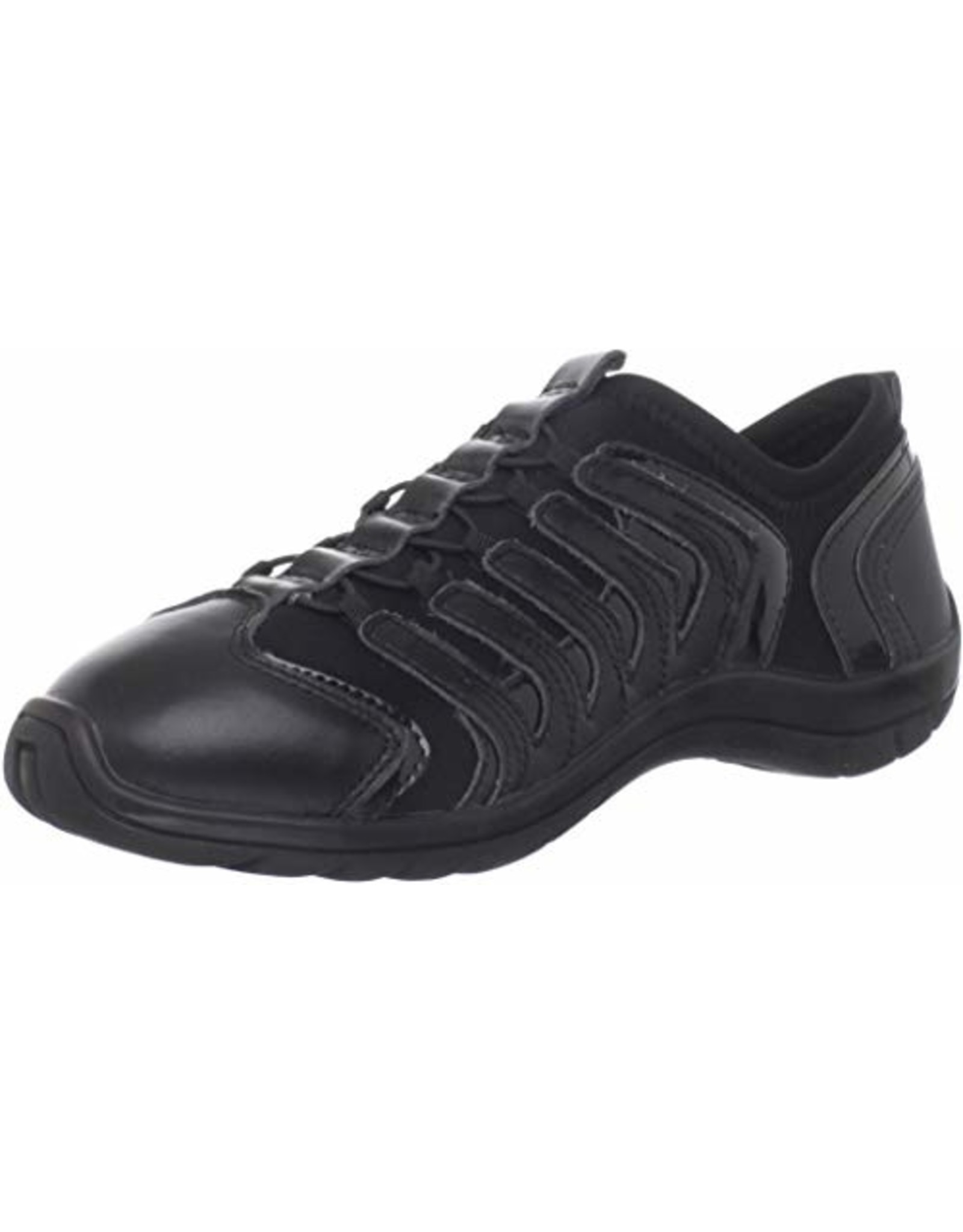Capezio DS100 SNAKESPINE DANCESNEAKER BLACK