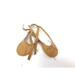 Sansha 15C Star Split Sole Canvas Ballet Slipper  FLESH