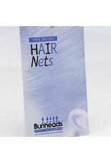 Capezio BH422 HAIR NETS - MBR  ONE 3 per pack
