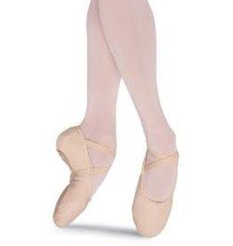 Bloch S0277 G Pump Canvas Split Sole Ballet Shoe FLESH