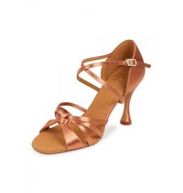 Bloch S0827SC Davina Ballroom Shoe DEEP TAN