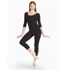 Capezio 10883W Dancer Becomes the Dance Unitard Black MD