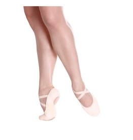 SoDanća BA13 Canvas split sole ballet slipper PINK