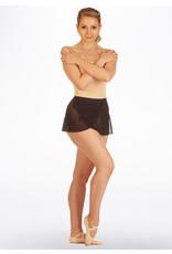 Mirella MS93 LATTICE TRIM BALLET SKIRT