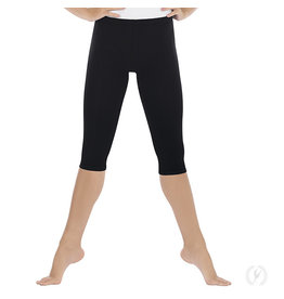 Eurotard 10332 Womens Capri Leggings Black