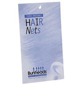 Bunheads HAIR NETS - BLACK BH424 BLK  ONE