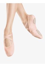 Capezio 2039 Pro Canvas S/sole slipper PINK ROSE