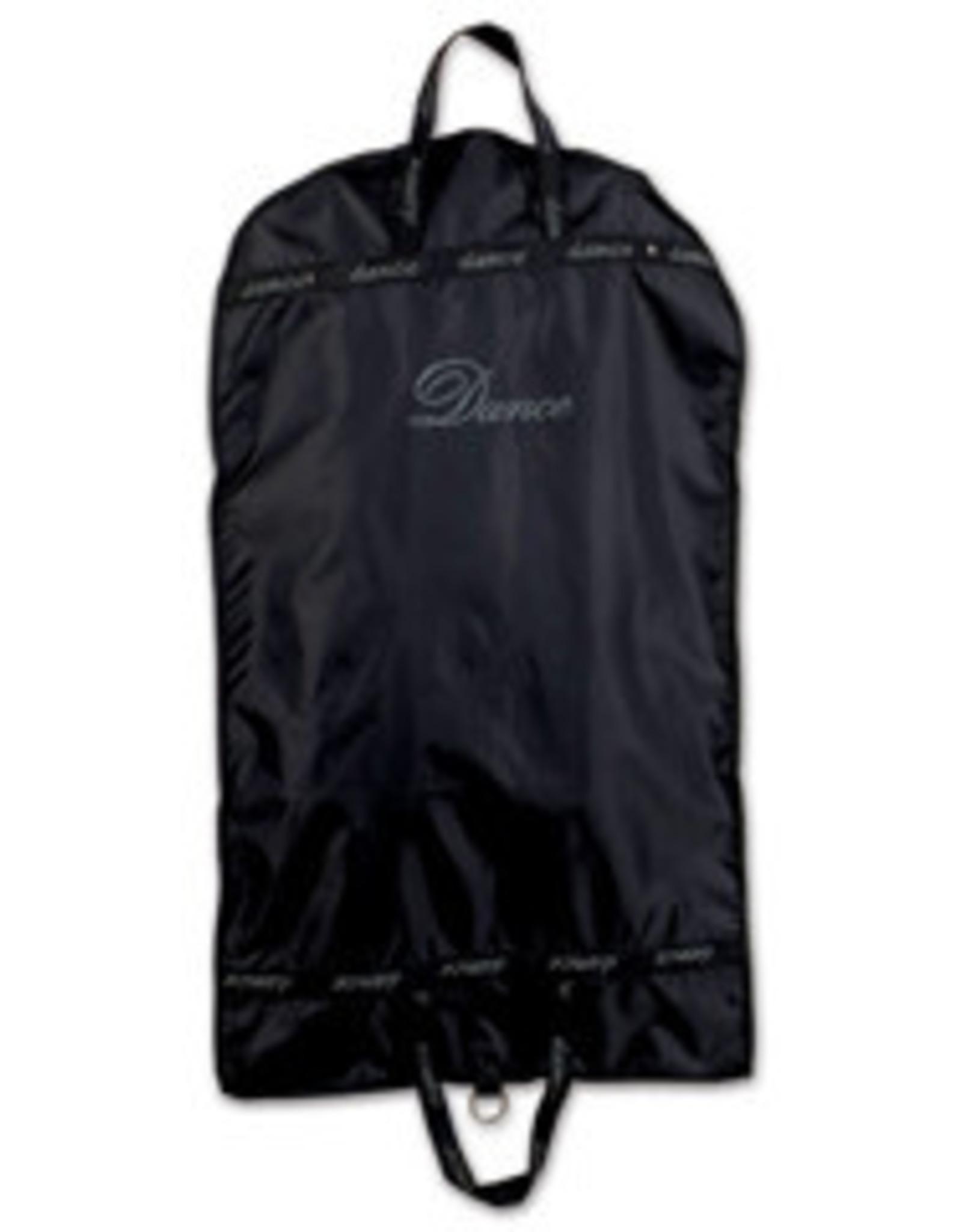 Danshuz B905 GARMENT BAG BLK