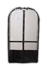 Danshuz B597 Black CLEAR Competition Garment Bag
