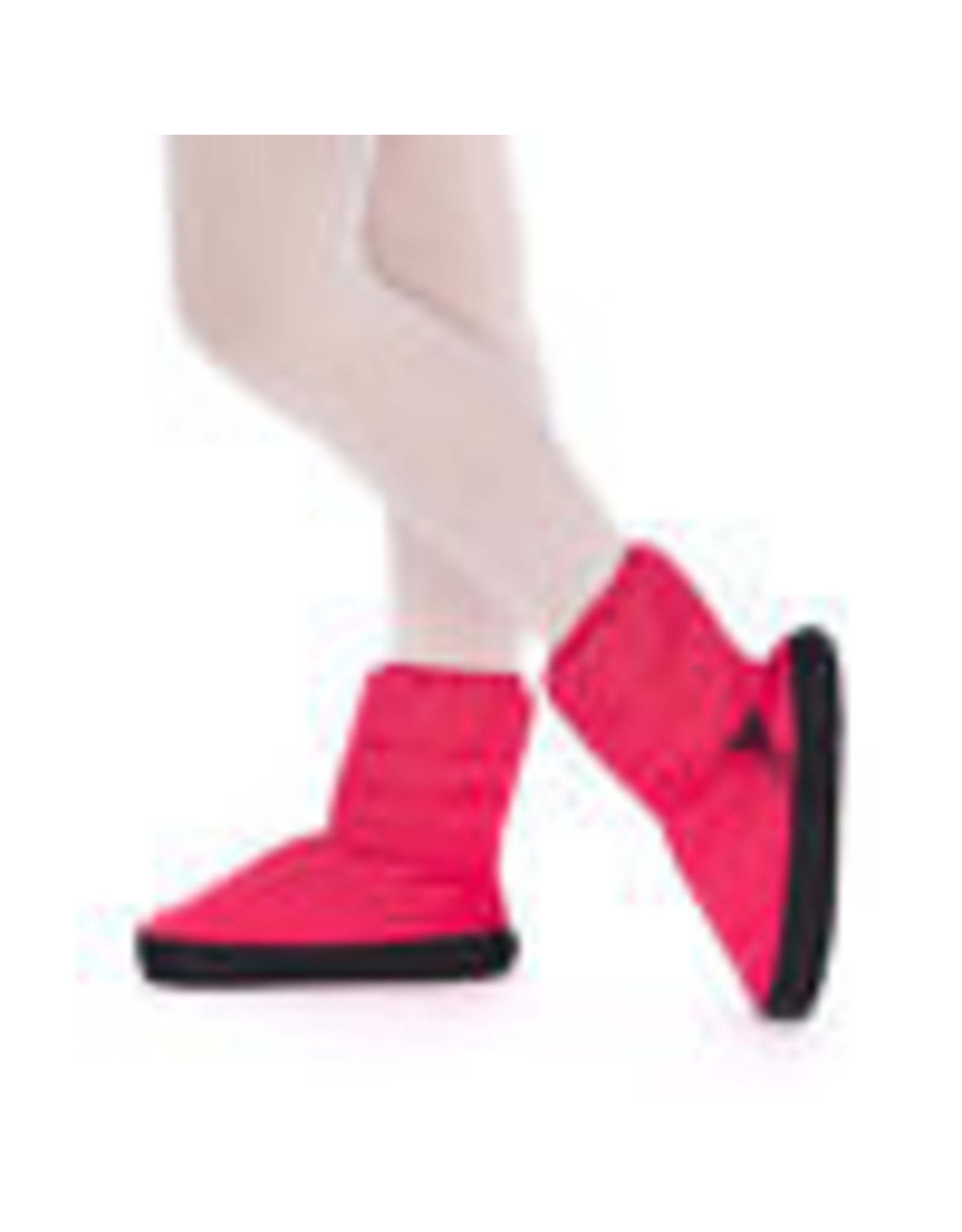 Russian Pointe RP Quilted Warm Up Booties