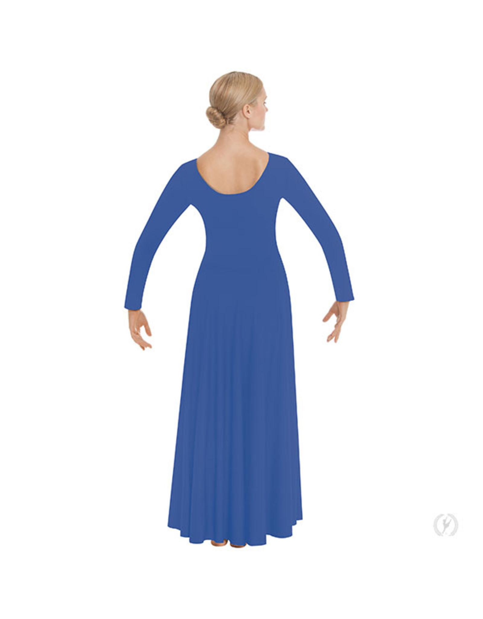 Eurotard 13524 Adult Dancer Dress  BLUE