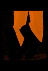 SoDanća JZ45 Split Sole Leather Jazz Shoe BLACK