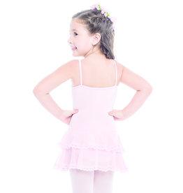 SoDanća L1963 CAMISOLE GIRL'S PINK DRESS
