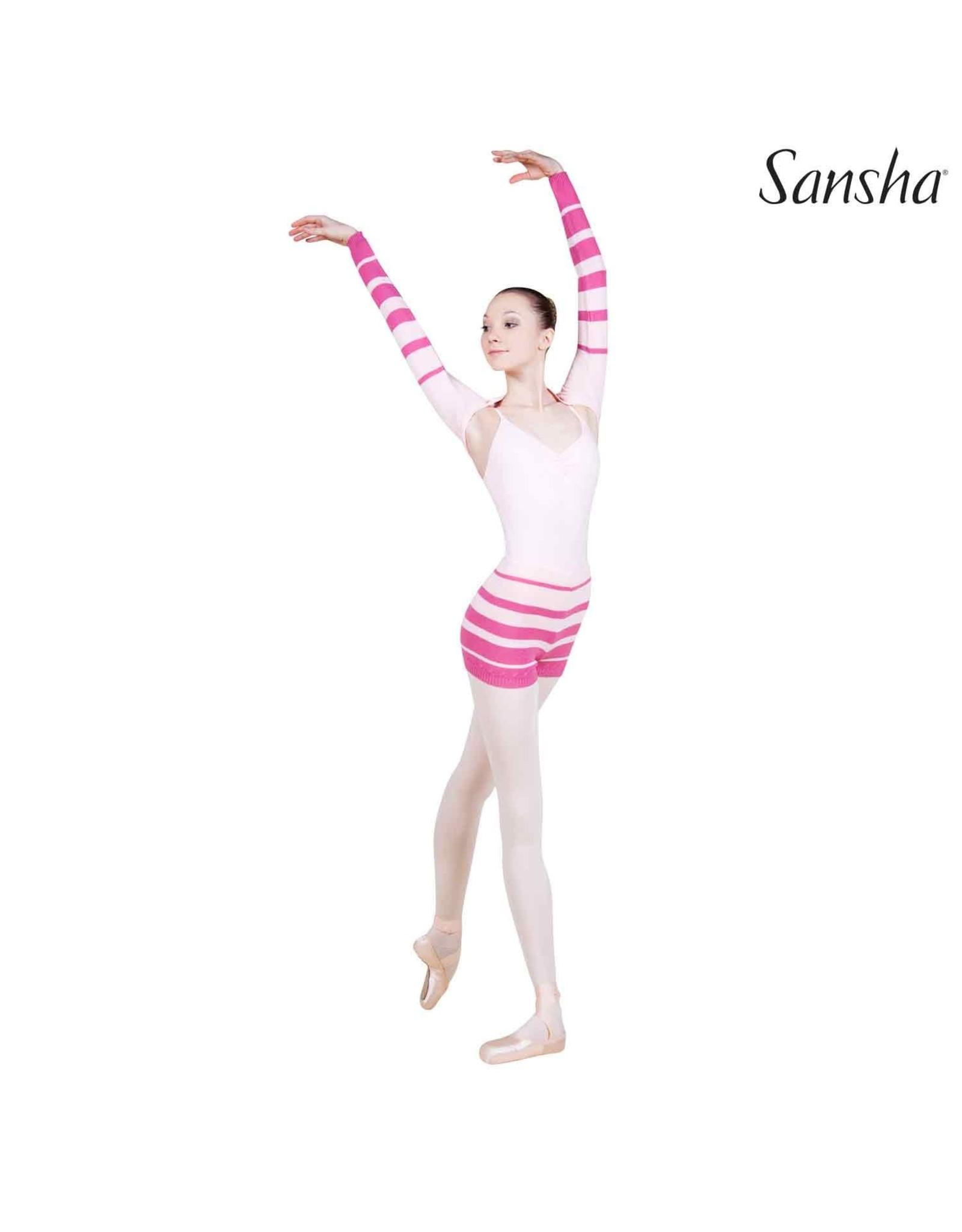 Sansha KT0636C SANSHA WARM UP SHORTS