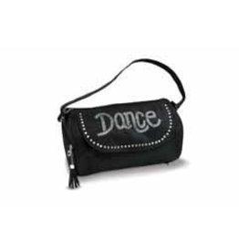 Danshuz B840 RHINESTONE DANCE DUFFLE BAG