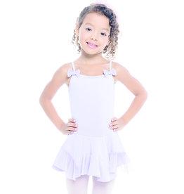 SoDanća L1969 CAMISOLE GIRL'S BLACK DRESS