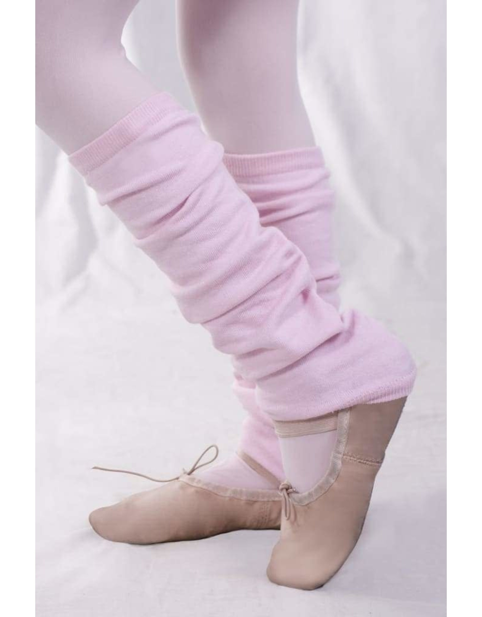 """LEG AND ARM WARMERS 14"""" PINK"""