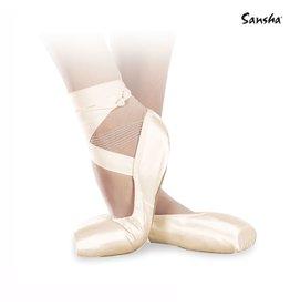 Sansha DP801SL Demi Pointe Shoe