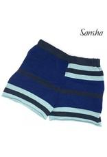 Sansha 81AG0010V Tripsa Warm Up Knit Shorts