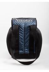 Nikolay 0235/2N 4 SLOT POINTE SHOE BAG W/ 2 POCKETS