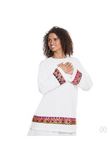 Eurotard 63134Unisex Joyful Praise Loose Fit Worship Tunic