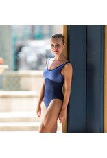 SoDanća RDE2196 ADULT TANK Leotard WITH RIBBED TOP