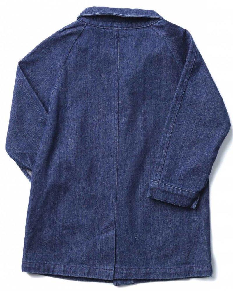 Long Denim Jacket