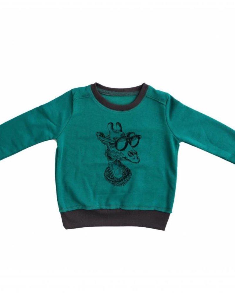 No Biggie Kids Crew Sweatshirt