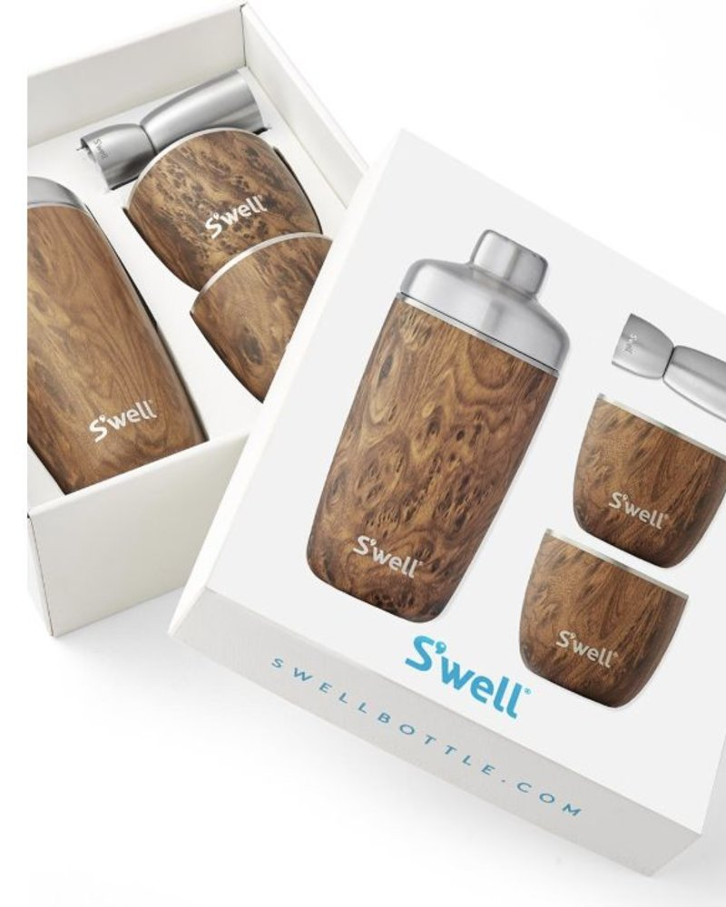 Swell Barware Set