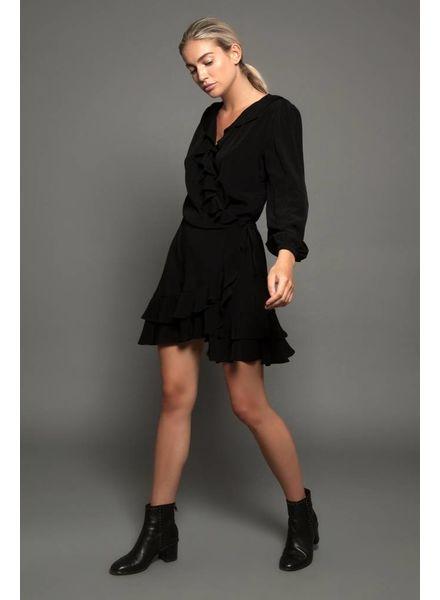 Fresha Wrap Dress Mini