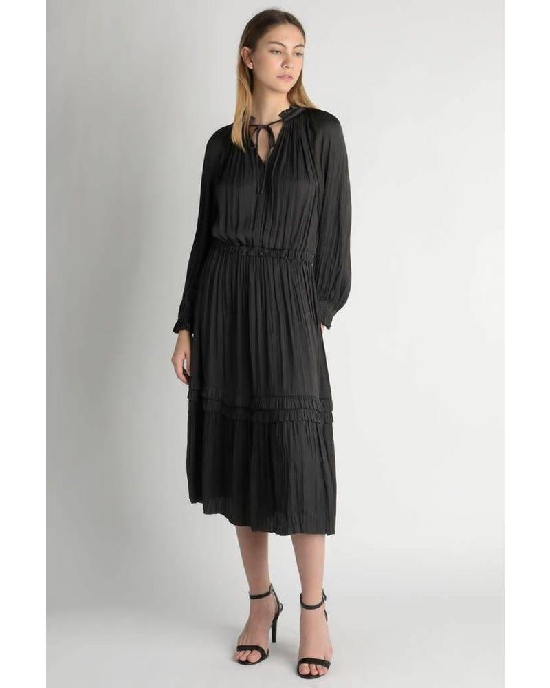 Current Air Current Air Belle Long Sleeve Dress