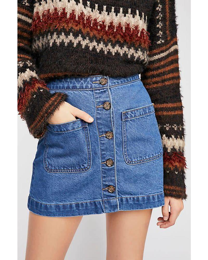 Free People FP Don't Get Me Wrong SK
