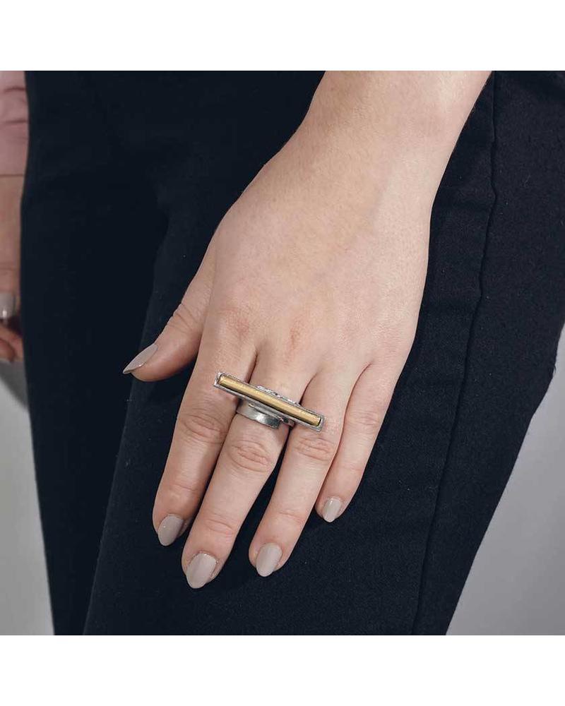 Anne Marie Chagnon AnneM Basil Ring