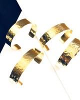 Boho Gal Jewelry BG Cara Brass Cuff