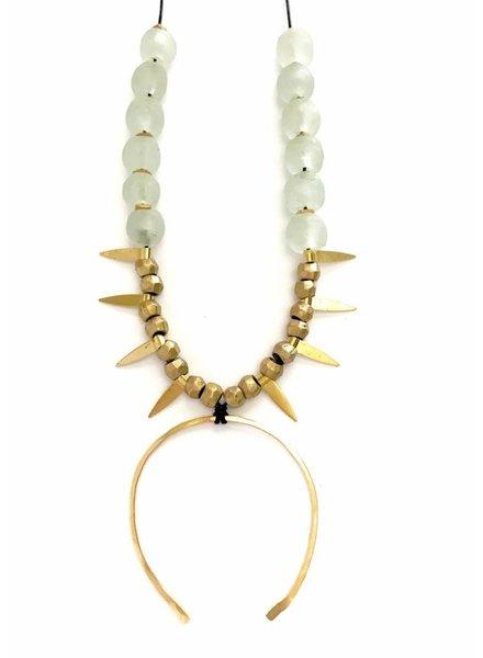 Boho Gal Jewelry BG Kemba Sea Glass