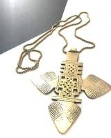 Boho Gal Jewelry BG Sati Cross with clasp
