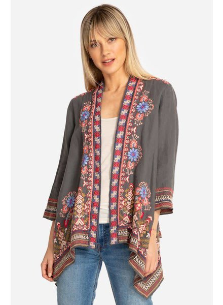 Johnny Was Jwas Frederique Draped Cardigan