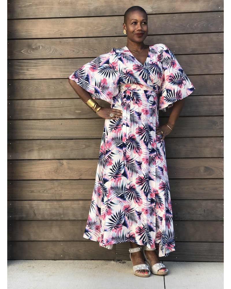 Traffic People TrafficP PC Maxi Dress