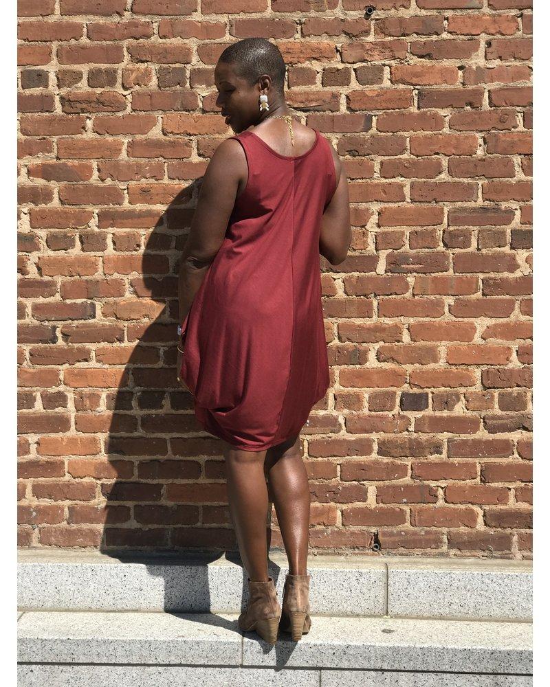 Just Jill JustJill Tencel Bubble Dress
