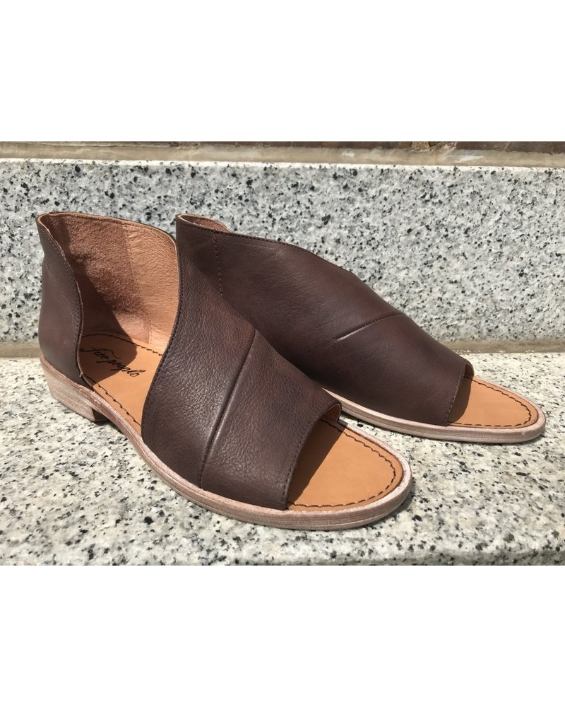 Free People FP Mont Blanc Sandal Cocoa