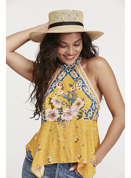 Free People New Wave Halter